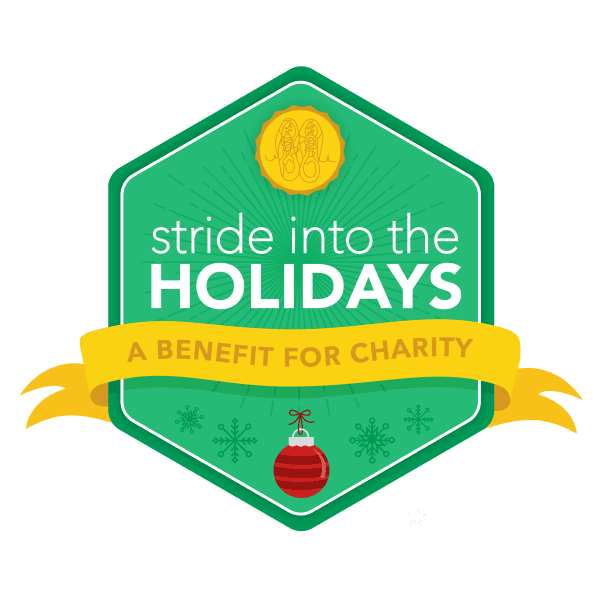 Stride into the Holidays