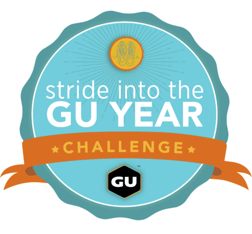 Stride Gu Year badge