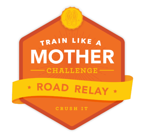 Road Relay Crush badge