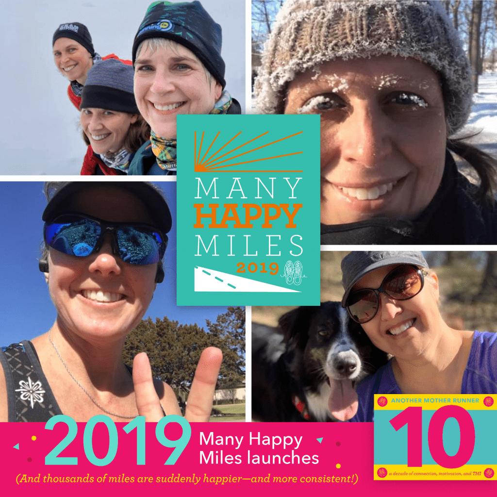 Another Mother Runner Milestones